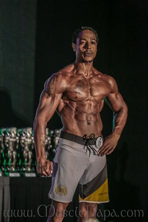 Pro Men's Physique Finals