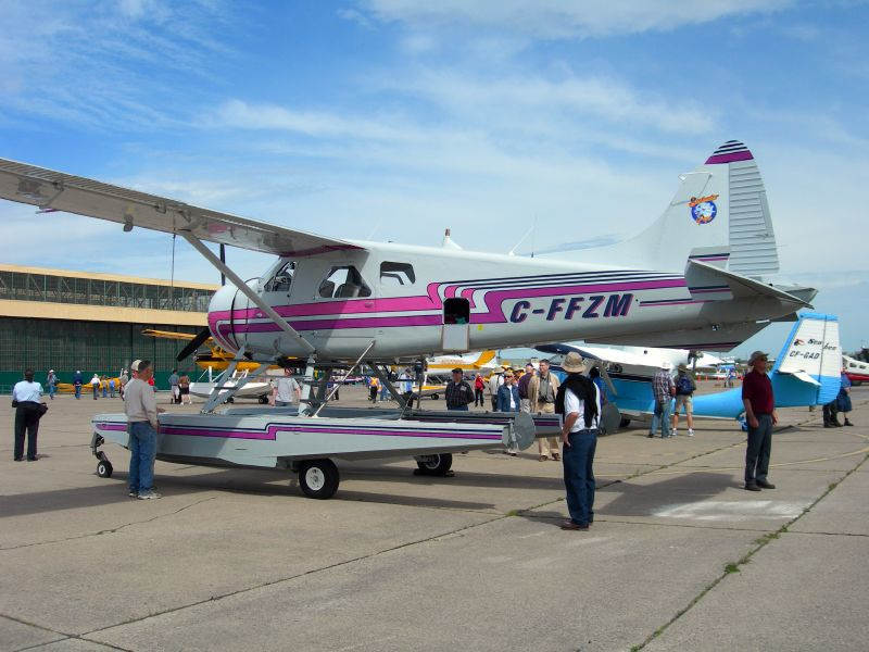 De Havilland DHC-2 MK. I Beaver C-FFZM