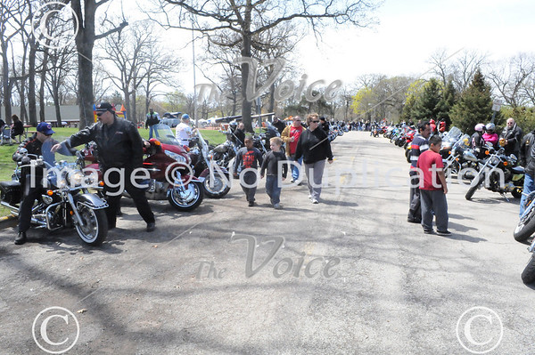 Aurora, IL 11th Annual Motorcycle Sunday at Phillips Park 5-1-11