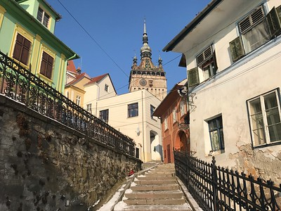 Sighișoara, Romania (December 2016)