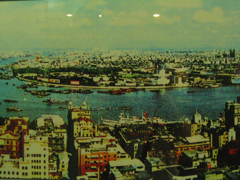 Old picture of the Bund.