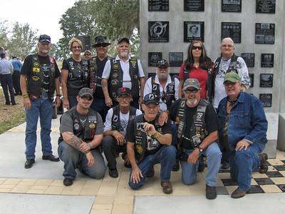 Dedication Iraq War Memorial