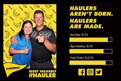 #Haulers - Rattle Snake