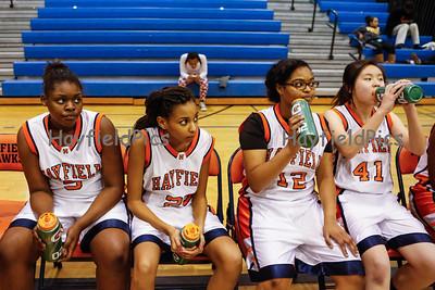 Girls Basketball Frosh Chantilly 12/17/13