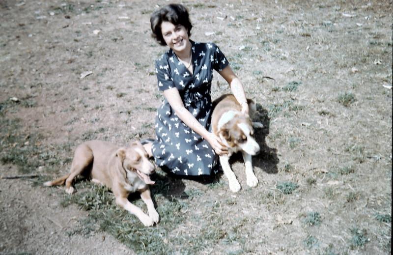 1962-3-4 (9) Mary with Lassy & Bob.JPG