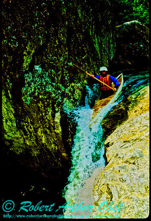 AP WE: Linville River Gorge (1984 Expedition; USA NC)