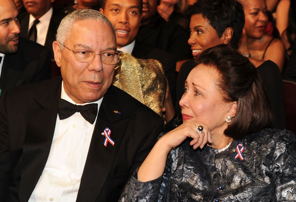 ". <p><b><a href=\'http://www.nypost.com/p/news/national/colin_foreign_affair_ldP4W3yPsexfpzxCpHfBdL\' target=""_blank\""> Former Secretary of State Colin Powell, after the release of highly personal e-mails by a hacker, vehemently denied that he was � </a></b> <p> <b>A. Having an extramarital affair </b> <p><b> B. Covering up the real reason for the Iraq War </b> <p> <b>C. Republican </b> <p> --------------------------------------------     (Kevin Winter/Getty Images for NAACP Image Awards)"