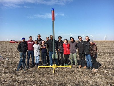 UIUC ISS NASA Student Launch Project 2020