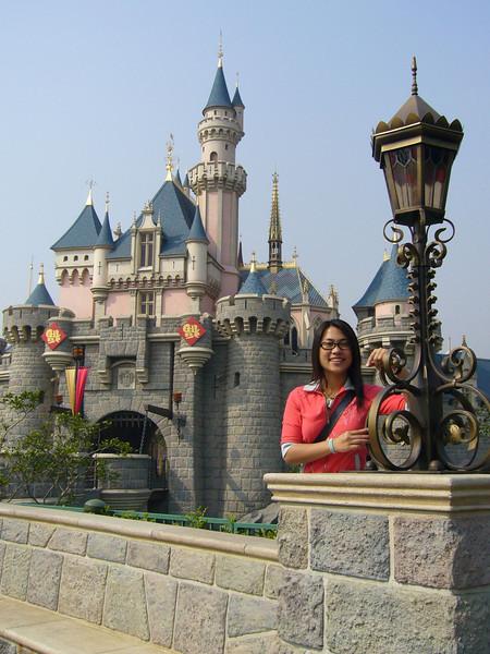 Hong Kong Disneyland (11/02/2006)