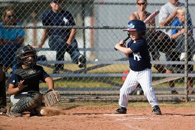 2006 Yankees Fall Balll