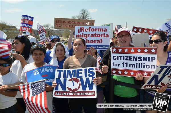 TimeIsNow - Rally for Citizenship | Apr 10