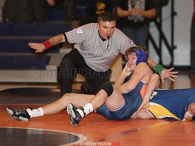 Penn Yan Wrestling 1-28-16