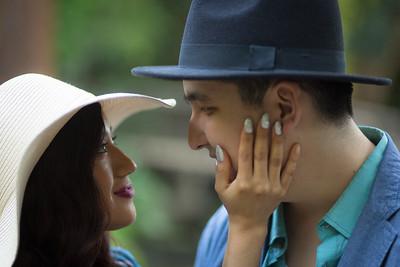 Kris and Vivian