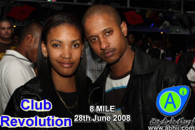 Club Revolution - 28th June 2008