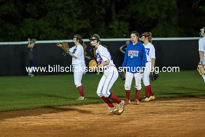 Lady Indians Vs Sycamore Lady War Eagles District 9AA Tournament Elimination Game
