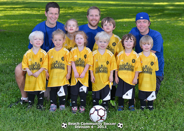 Division 4 - Team pics