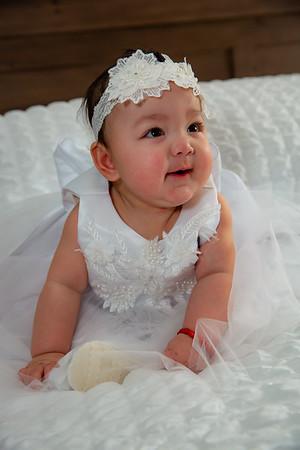 Olivia Rose's Baptism