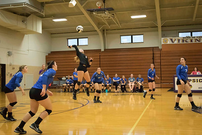DHS Volleyball 09-06-2016
