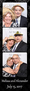 Melissa and Alexander's Photo Booth