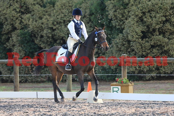2014 04 27 EAWA InterSchools Champs Dressage Primary Combined Training 1-3