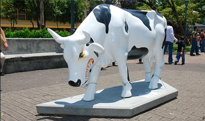 CowParade Sau Paulo 2010