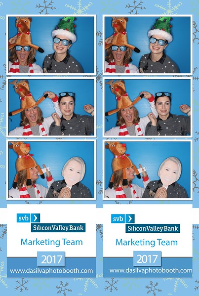 SVB Marketing Team Holiday Party