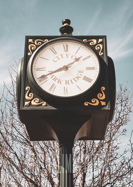 Park Ridge City Clock