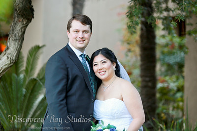 Discovery Bay Country Club Wedding Christine & Jason 1-4-2020