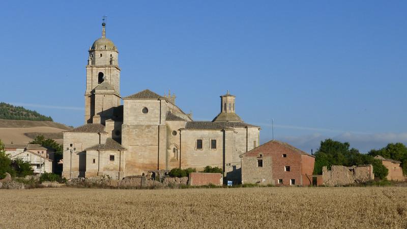 Camino de Santiago - Hontanas to Foncebadon  (Jul 8-15, 2014)