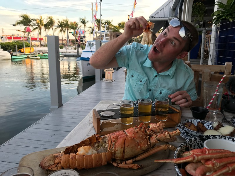 Places to eat in Key West - David Stock