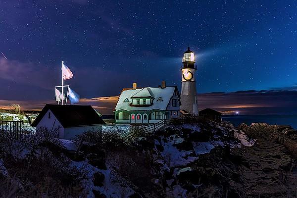 Portland Head Light, Maine 2020