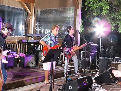Sunset Gary Baker Band in 2014