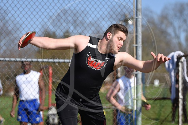 Lakota West Track - Colerain Invitational (4.17.18)