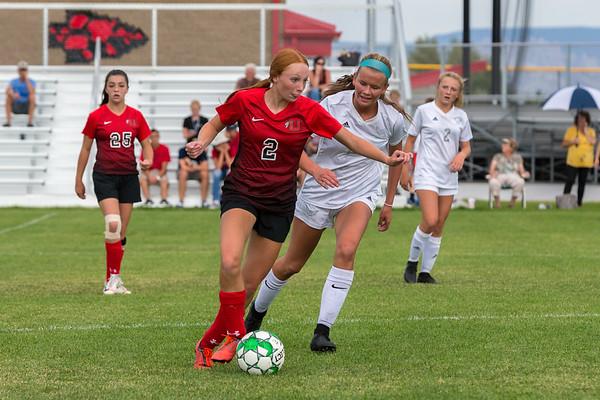 Uintah Girls Soccer 2019