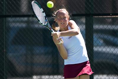 FSU W Tennis v Boston College 2014