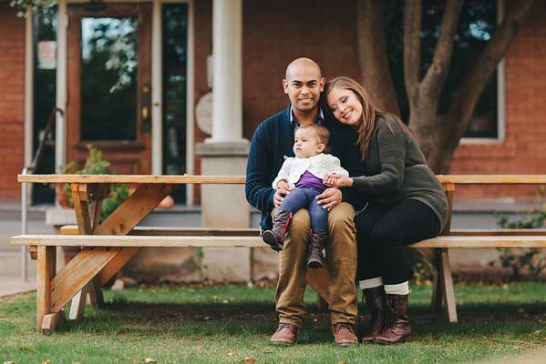 The Arauz Family | Mini Session