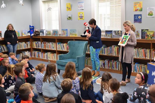 3rd grade book party
