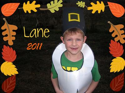 Lane Thanksgiving 2011