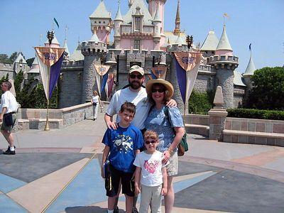 Disneyland May 2003