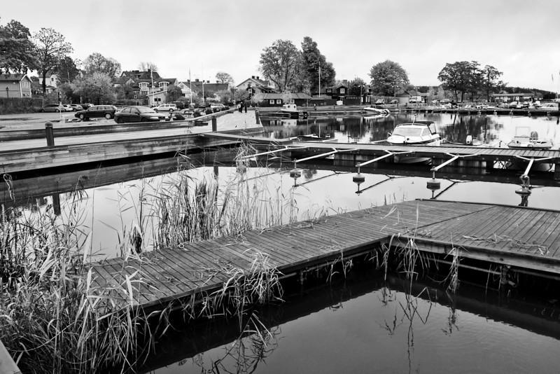 Boat Dock / Пирс для лодок