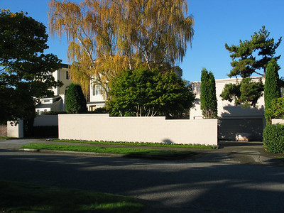 1930's Moderne International Style home in Seattle designed by Paul Thiry- complete restoration 2006-2010
