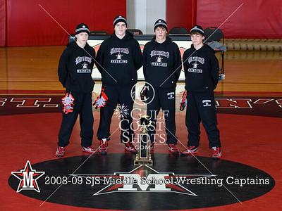 2008 Wrestling Portraits