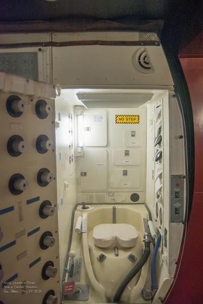 Space Toilet