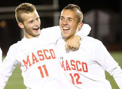 Masco vs Walpole Boys Soccer D2 State Championship