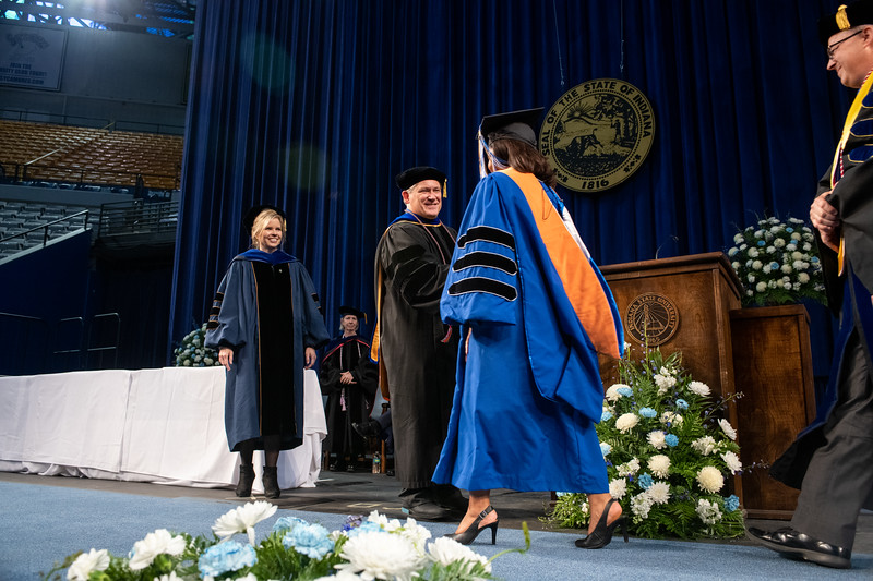Doctoral Hooding