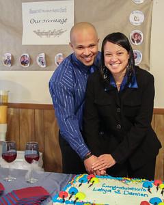 Damien & Latoya's Wedding Shower