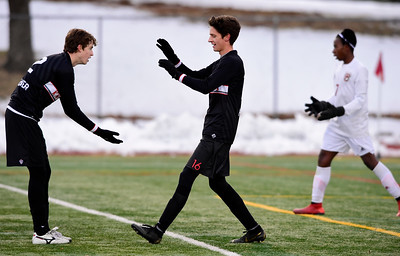 Photos: Fairview Vs. Smoky Hill Boys Soccer 11/1/19