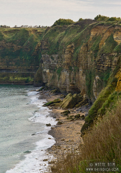 Cliffs of Normandy  4  Photography by Wayne Heim