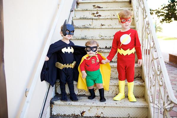 my heros