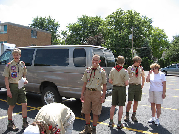2006 06 June Philmont (Smith)